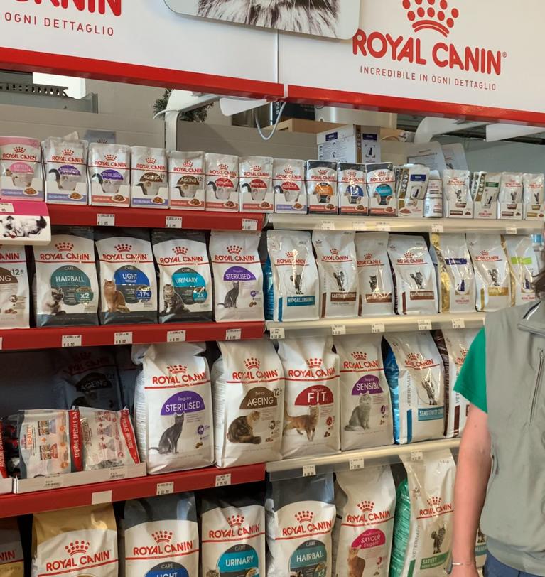 L'alimentazione dei gattini: Royal Canin