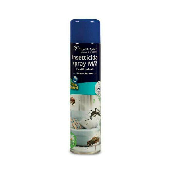 Anti zanzare Nuvex aerosol - uso interno