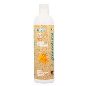 Bio shampoo capelli delicati con agrumi 400ml