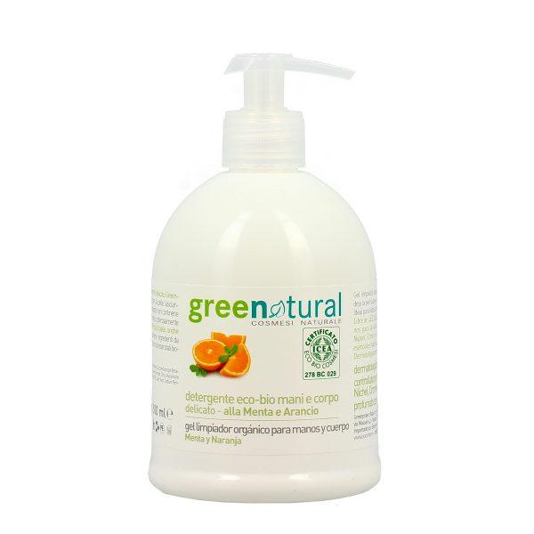 Detergente delicato eco-bio MANI E CORPO