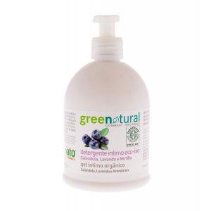 Detergente intimo delicato eco-bio CALENDULA LAVANDA E MIRTILLO
