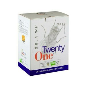 Insetticida TWENTY ONE WP 500 gr
