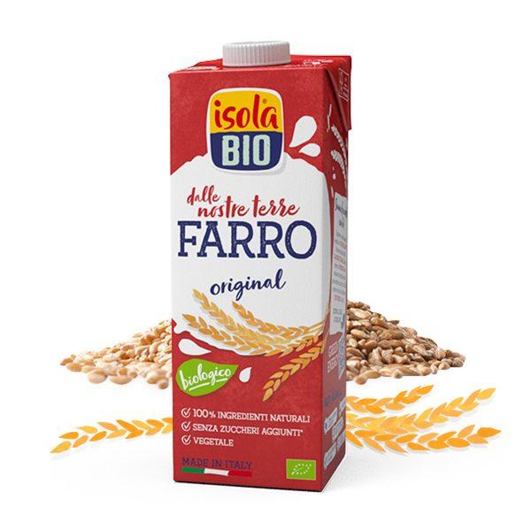 Latte di FARRO 1l