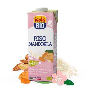 Latte di RISO MANDORLA 1l