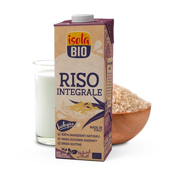 Latte di RISO integrale 1l