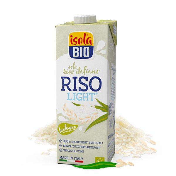 Latte di RISO light 1l