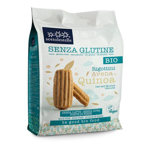 Rigottini di avena e quinoa