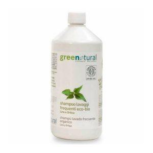 Shampoo per lavaggi frequenti eco-bio LINO e ORTICA