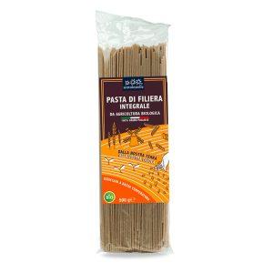 Spaghetti integrali di grano duro di filiera