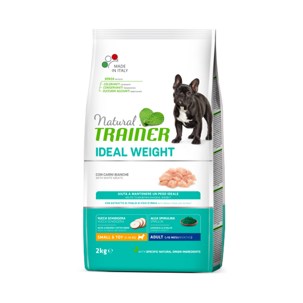 Natural Trainer Ideal Weight Mini Adult