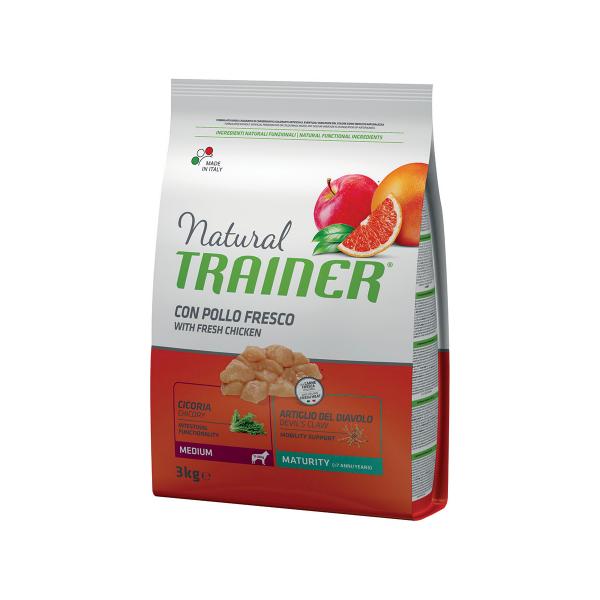 Natural Trainer con pollo fresco