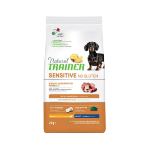 Natural Trainer sensitive no gluten anatra