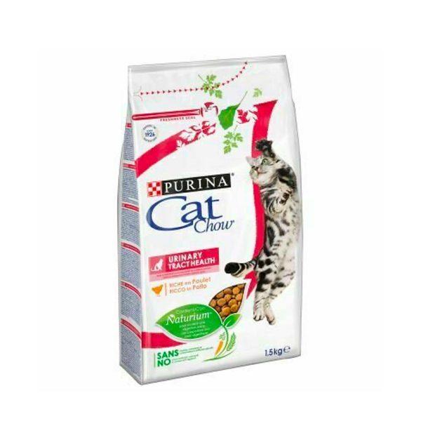 Purina Cat Chow Urinary Tract Health ricco in Pollo