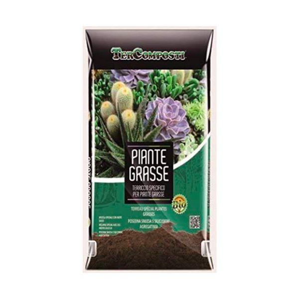 Terricio per piante grasse